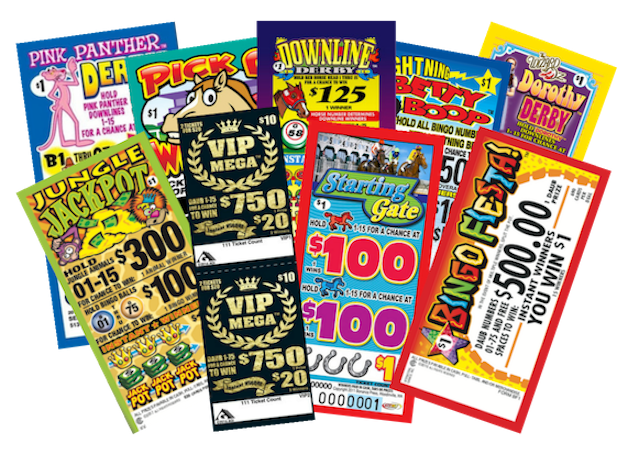 win big playing pull tabs
